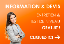 Information & devis des formations Explora Langues