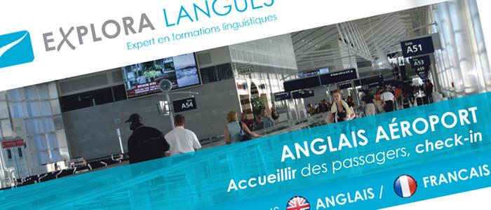 Fiche Anglais : Aéroport : accueillir des passagers, check-in